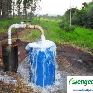 Analise fisico quimica da agua de poço