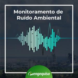 Analise de ruido ambiental