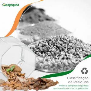 Classificação de resíduos sólidos