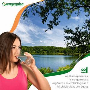 Laboratório de qualidade da água