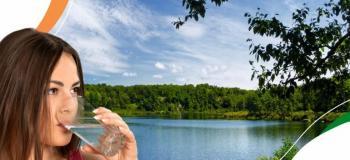 Analises laboratoriais de agua