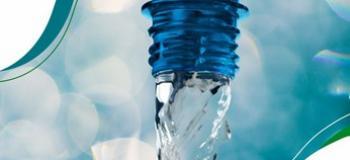 Laboratório de análise de potabilidade da água