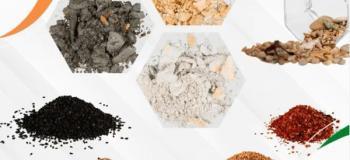 Laboratório caracterização de resíduos