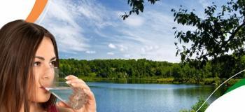 Laudo de analise de agua